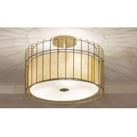 Buy cheap light product Glass ceiling light from wholesalers