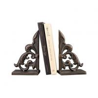 Quality Cast Iron Lion Bookends for sale