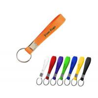 China Colorful Silicone Bracelet Key Chain-ADWD5014 on sale
