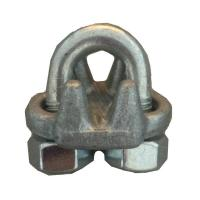 Quality Stainless Steel US Type Forged Wire Rope Clips for sale