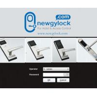 Buy cheap Hotel Lock System Lock Software from wholesalers