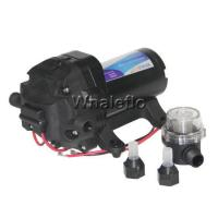 Buy cheap 12V 20LPM 70PSI On Demand Marine Washdown Pump With Pressure Switch For Deck from wholesalers