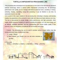 Buy cheap Tortilla Chips/Doritos Processing Line from wholesalers