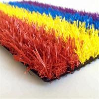 Quality Muti-color Artificial grass turf for sale