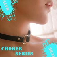Quality Submission Woman Choker Leather Collar Sexy Collarbone Toys Submissive Bondage for sale