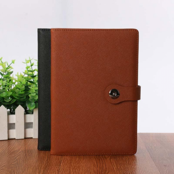 China PU Hardcover notebook Notebook