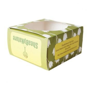 Buy Paper Sleeve Soap Bar Gift Box with Window at wholesale prices