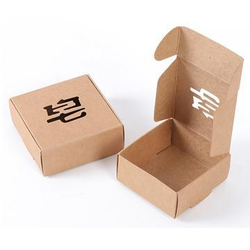 Buy Custom Gift Box Craft Paper Soap Packing Box at wholesale prices