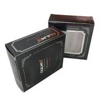 Quality Fancy Soap Packaging Carton Gift Box With Window for sale