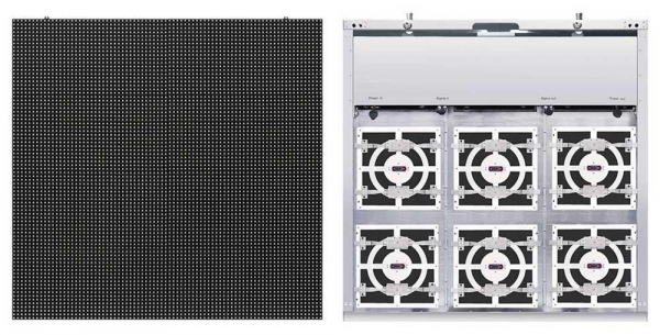 China P10 LED Display Screen for Outdoor Advertising
