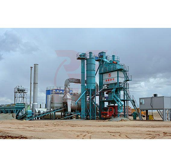 China QLB Series Asphalt Mixing Plant