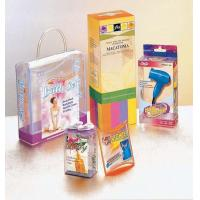 Buy cheap PVC color box from wholesalers