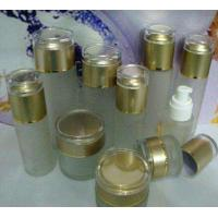 Buy cheap clear frost bottle from wholesalers