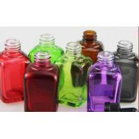 Buy cheap color glass bottle from wholesalers