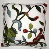 Buy Crewel Cushion Covers at wholesale prices