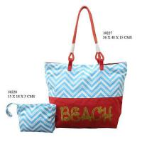 Buy cheap Wavy Tote Beach bags - 10227 from wholesalers