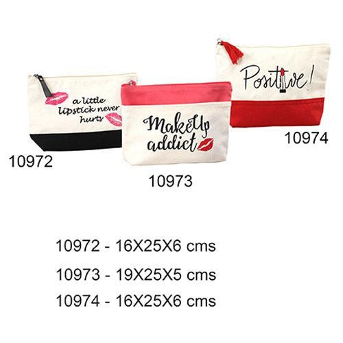 China Cosmetic Bags-10972,10973,10974