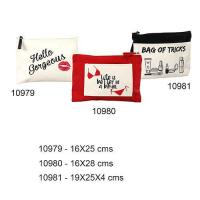 Buy Cosmetic Bags-10979,10980,10981 at wholesale prices