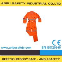 Quality Safety Clothing - Fire resistant coverall for Fireman for sale