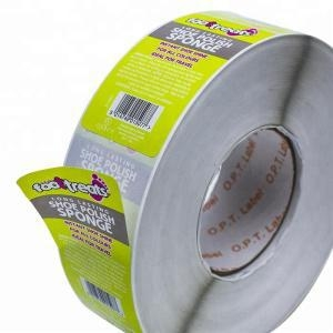 China Cheap Roll Stickers Custom Packaging Labels for Bottles