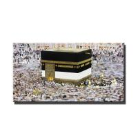 Quality Muslim Religion Decor Print Painting Art On Canvas For Wall Hanging Picture for sale