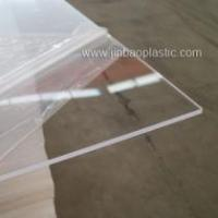 Quality transparent perspex board 1220*2440mm for sale