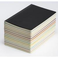 Buy cheap A5 paper cover notebook from wholesalers