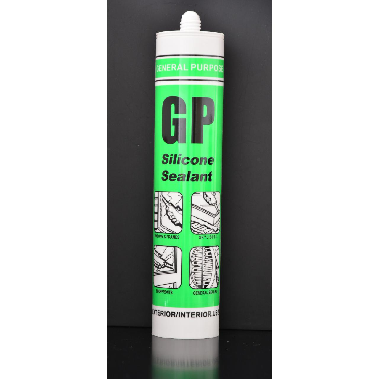 Buy cheap GP Big Glass Silicone Structural Glazing Sealant from wholesalers