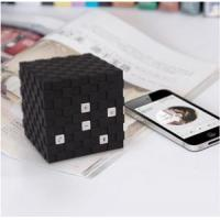 Buy cheap mini bluetooth stereo square speaker from wholesalers