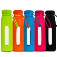 Quality Glass Water Bottle glass drinkware for sale
