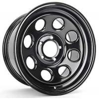 Quality 17X8 Black 8 Soft Wheel for sale