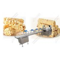 Buy cheap Cereal Bar Machine from wholesalers