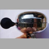 Quality silver bicycle bell , bells manufacturer in China for 12 years for sale