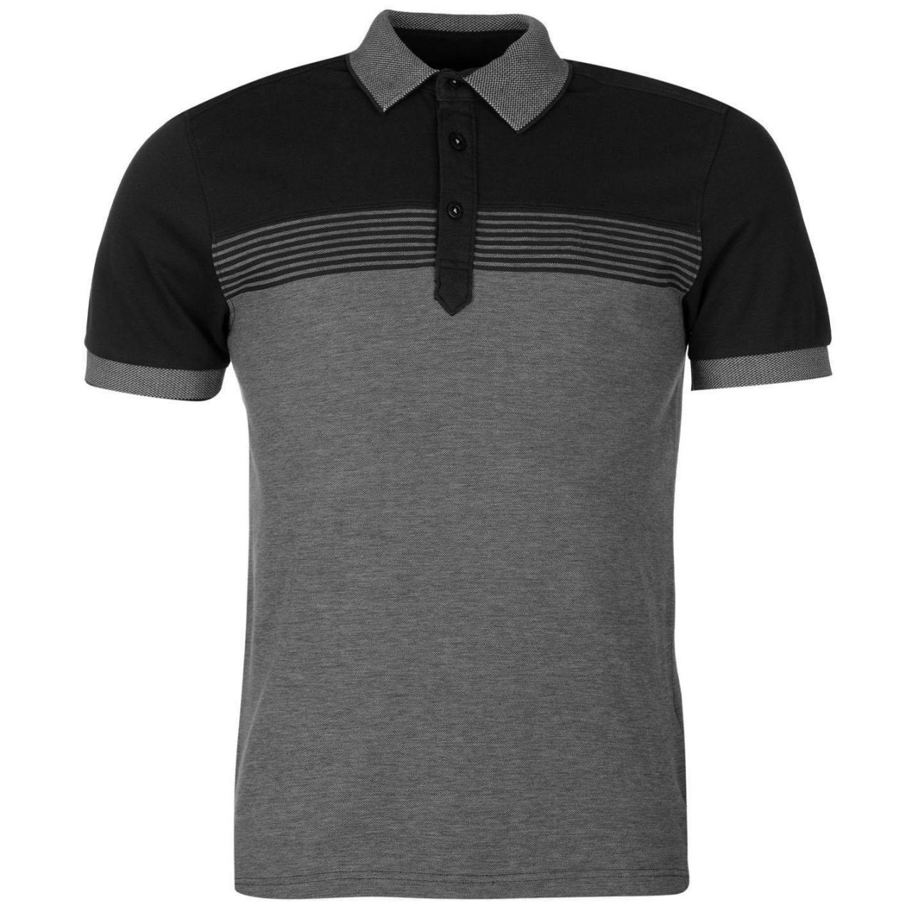 Quality Men's Collections Stripe Golf Polo Mens for sale