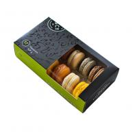 Quality Macaroon Biscuit Box for sale