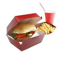 Quality Toothsome Hamburger Box for sale