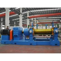Quality Mixing mill Rubber sheeting machine for sale