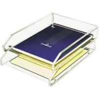 Quality Acrylic Desk Organizer Tray for sale