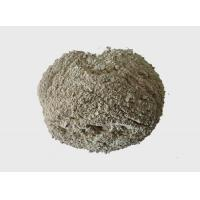 Quality refractory raw material Aluminum magnesium fire mud for sale