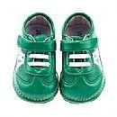Buy MSA255Jack and Lily My Shoes Star Trainer Green at wholesale prices