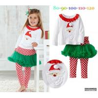 China Kids Wear elegant christmas party dress wholesale childrens clothing on sale