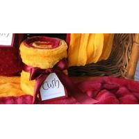 Quality Bed & Bath USC and UCLA Scarf for sale