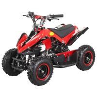 Buy cheap 49cc 2 stroke Mini Kinder ATV 49 cc Racer Pocketquad 2-takt Quad from wholesalers